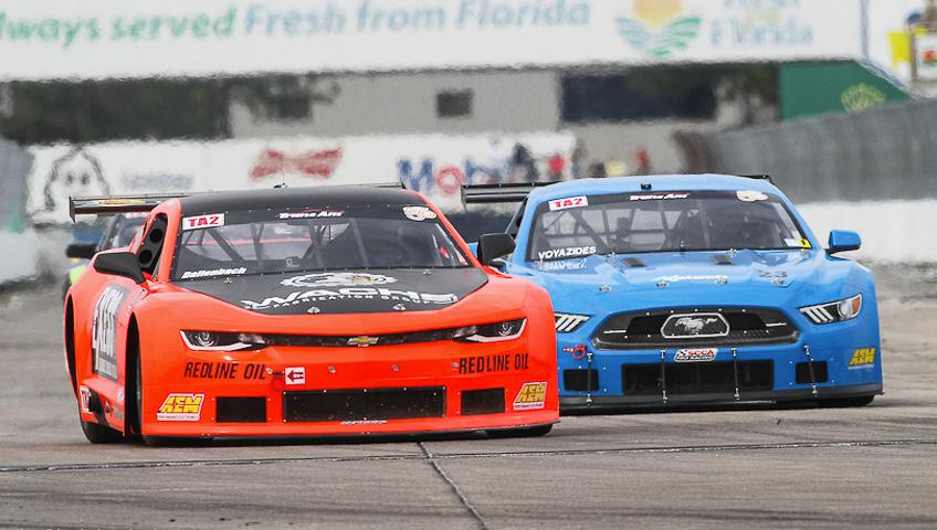 Auto Racing - Five Star Fabricating, Inc